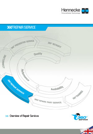 360°REPAIR SERVICE - Overview of Repair Services