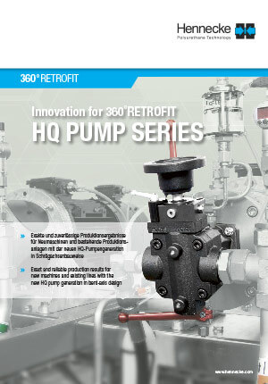 360°RETROFIT - HQ PUMP SERIES