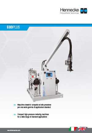 ECOPLUS made by HENNECKE-OMS