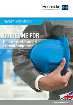 SAFETY INFORMATION: Guideline for Employees, visitors and external companies