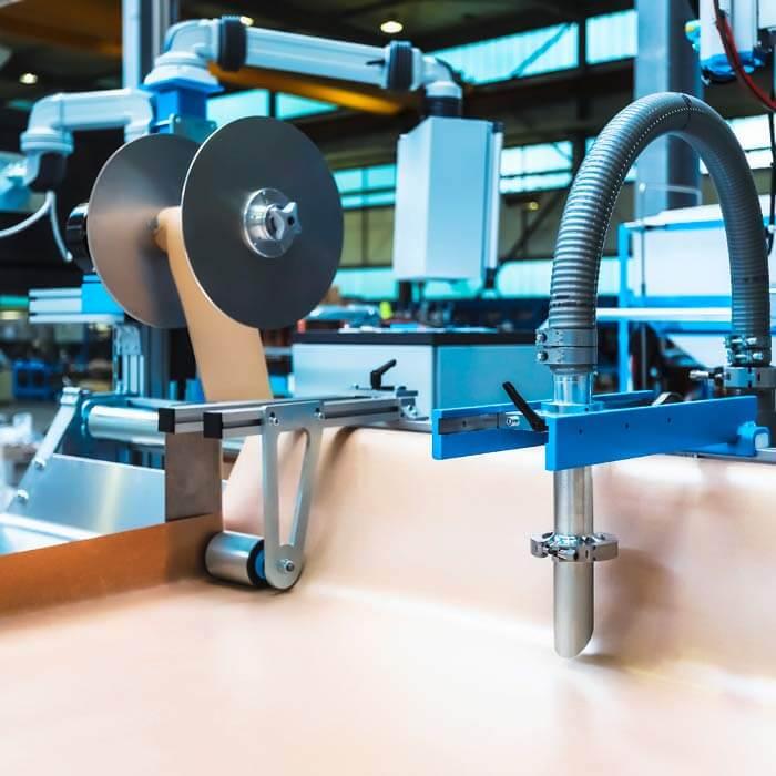 다양한 소프트 폼의 경제적인 제조에 적합한 모듈형 플랜트