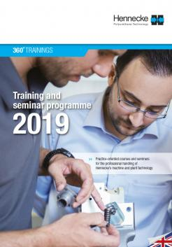 Discover our new training and seminar programme